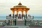 salsa, summer, bandstand, brighton, dancing, bikes, debbie lias, photography