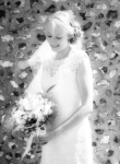 Wedding, Lewes Castle, Bride, Groom, Debbie Lias, Photography, black and white