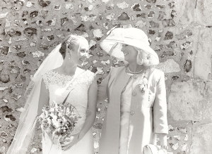 Wedding, Lewes Castle, Bride, Groom, Debbie Lias, Photography, black and white