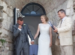 Wedding, Lewes Castle, Bride, Groom, Debbie Lias, Photography