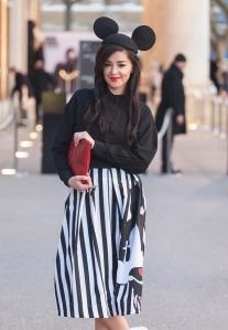 london fashion week, fashion, models, debbie lias, photography