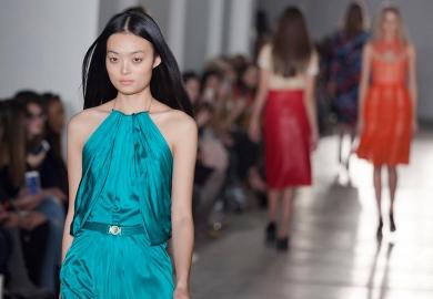 fashion, catwalk, london fashion week, debbie lias, photography